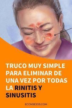 Eliminar rinitis