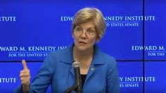 Elizabeth Warren just gave the speech that Black Lives Matter activists have been waiting for – To read 9/27/15 Washingtop Post article and watch 3 minute video click http://www.washingtonpost.com/news/post-politics/wp/2015/09/27/elizabeth-warren-just-gave-the-speech-that-black-lives-matter-activists-have-been-waiting-for/ - There is a link to a video of the entire speech in the article.