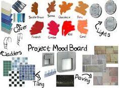 Image result for graphic design mood board