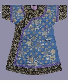 『实在太精美了--清朝历代皇帝后妃服装饰物精品大全(服饰)』