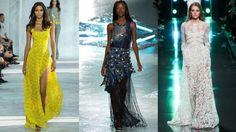 Trendy Dresses Spring-Summer 2018 | afmu.net