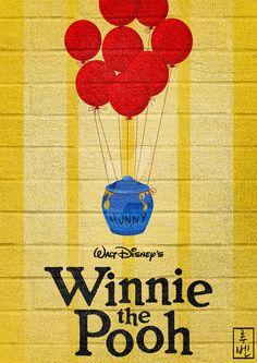 Disney Classics 51 Winnie The Pooh by Hyung86 on DeviantArt
