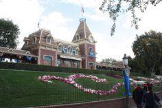 Bahnhof Disneyland