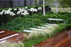 Show garden 'Contemporary contemplation