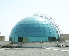 We provide different types of doors, tambours, ventilations and other accessories for domes. From service ladder to lightning solutions. Lighting System, Lighting Solutions, Roof Skylight, Skylights, Pvc Tent, Small Greenhouse, Glass Facades, Types Of Doors, Concrete Blocks