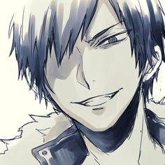 hot anime guys, all anime, manga Izaya Orihara, Shizaya, Durarara, Hot Anime Guys, All Anime, Manga Anime, Anime Art, Anime Boys, Creepy Smile