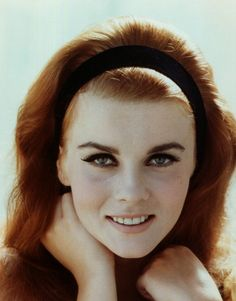 Ann-Margret. One of the two........(LOL....that we know of anyway).....that turned Elvis's head.