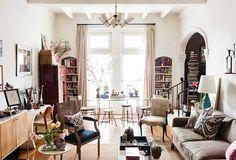 Decoración de salas. 60 fotos, ideas y consejos. | Mil Ideas de Decoración