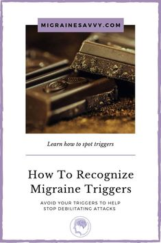 Recognizing your migraine headache triggers can range from obvious and simple to subtle and REALLY complex. Read this for help identifying them, some may surprise you Hormonal Migraine, Migraine Triggers, Migraine Headache, Chronic Migraines, Migraine Diary, Migraine Doctor, Migraine Pressure Points, Migraine Piercing, Migraine Attack