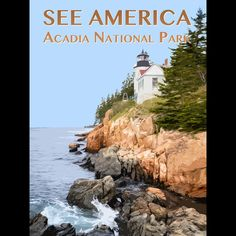 Acadia National Park by Zack Frank  #SeeAmerica