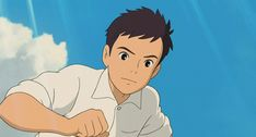 Screencap Gallery for From Up on Poppy Hill Bluray, Studio Ghibli). Studio Ghibli Art, Studio Ghibli Movies, Best Ghibli Movies, Manga, Studio Ghibli Background, Up On Poppy Hill, Old Anime, Animation Reference, Kawaii
