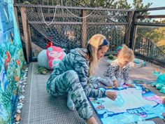 Being stuck at home with young children can be rough. Here are 8 ways to have a fun family staycation at home. Little Mermaid Toys, Picnic Blanket, Outdoor Blanket, Vacation Movie, Polynesian Islands, Flamingo Beach, Holland Park, The Little Prince, Under The Stars