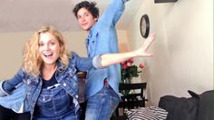 Why are they wearing so much denim??