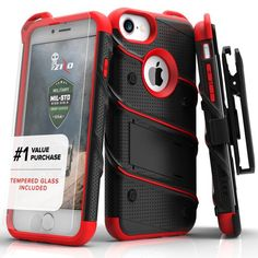 iPhone 7 Case : Protective   Heavy Duty iPhone 7 Cases