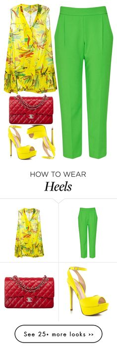 """color your life"" by ecem1 on Polyvore"