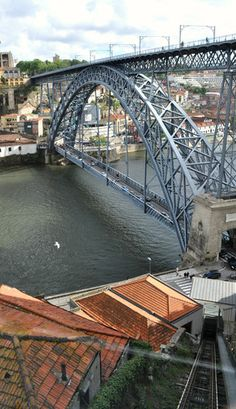 "Photo: Funicular dos Guindais © European Consumers Choice | Visit Porto Travel Guide - via European Consumers Choice, August 2012 | Porto is exceptional. In more ways than one. Elected Best European Destination 2012 by the european citizens, Porto, the ""Cidade Invicta"" (unvanquished city) is history, is architecture, culture, gastronomy, trade, encounters and discoveries... #Portugal"
