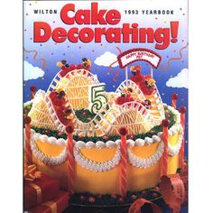 The Best Wilton Vintage 1993 Cake Decorating Yearbook And Pattern Book Duo Birthday Fixing Prices According To Quality Of Products Baking Accs. & Cake Decorating