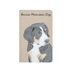 #Bernese Mountain Dog Puppy Journal - #bernese #mountain #dog #puppy #dog #dogs #pet #pets #cute #bernesemountaindog
