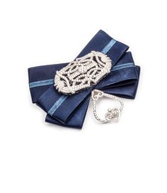 Silver brooch by House of April