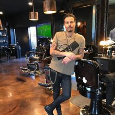 Another day in paradise!! #danielalfonso #danielalfonsomenssalon #losangeles #westhollywood #california