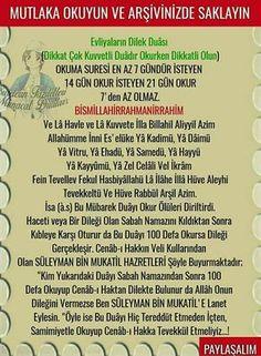 Dualarinizin cok cabuk kabul o Prayers Of The Saints, Quran In English, Switch Words, Prayers For Healing, Healing Prayer, Allah Islam, Road Trippin, Sufi, S Word