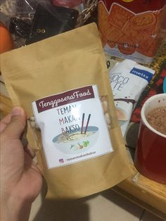 Temanmakanbaso Snack from Bandung,Indonesia