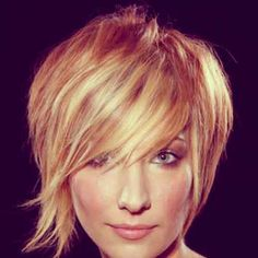 25 Best Short Haircuts for Oval Faces | 2013 Short Haircut for Women