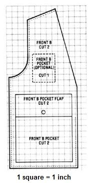 A Double-Fronted Hunting Vest Pattern and Sewing Instructions - DIY - MOTHER EARTH NEWS