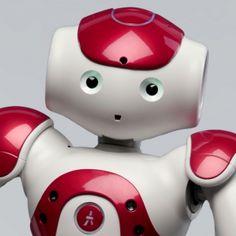 nao robot friend