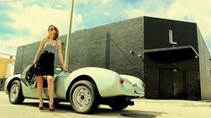 Miami Vintage Car Rentals: 1956 Porsche 550 Spyder | Imagine Lifestyles Luxury Rentals