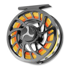 Orvis Mirage large arbor fly reels are designed for superb performance and stopping power.