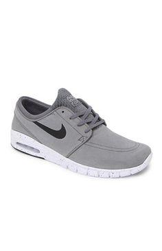 Nike SB Stefan Janoski Max Leather Shoes #pacsun