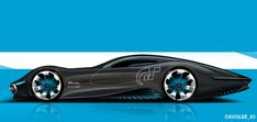 GT6 Mercedes Vision Car Davislee