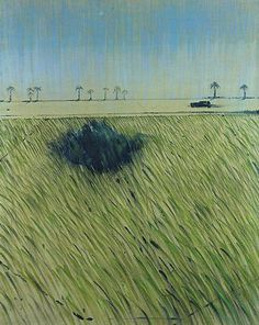 Francis Bacon - Landscape, South of France, 1952