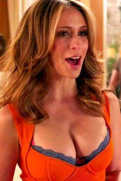 Jennifer Love Hewitt cleavage on Client List Top Celebrities, Beautiful Celebrities, Beautiful Actresses, Celebs, Most Beautiful Faces, Beautiful Women, Jennifer Love Hewitt Body, Jeniffer Love, Woman Crush
