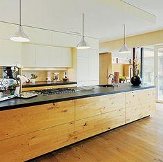 kochinsel - Google-Suche Beautiful Kitchens, Luxury, Architecture, Interior, Google, Home Decor, Houses, Kitchens, Home Ideas
