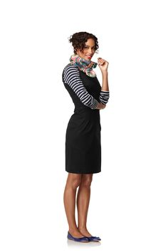 Like this look? Shop for the clothes online. Gary Lupton/Studio D  - Redbook.com