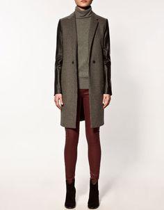 $189 Coat Zara