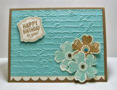 Eileen's Stamping Corner: Card and Gift Box