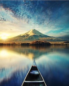 Our Nature, Our Planet🌍: Mt. Fuji Yamanashi, Japan ~ Photograph By Monte Fuji, Beautiful World, Beautiful Places, Mount Fuji Japan, Landscape Photography, Nature Photography, Japan Photo, All Nature, Japan Travel