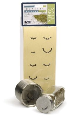 Clear Round Adhesive Spice & Herb Labels RSVP http://www.amazon.com/dp/B000QSN3VE/ref=cm_sw_r_pi_dp_x45Pub0Q8F2TZ