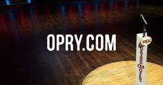 Official site of the Grand Ole Opry, the Show that Made Country Music Famous.