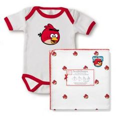 SwaddleDesigns Angry Birds products