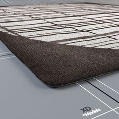 xDream3D DC Designer Carpets - Grande Pesce 250X300 by Vasilis Koutlis