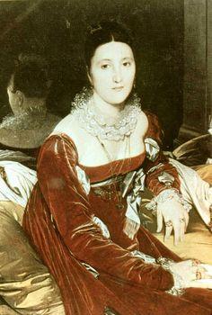 c.1815 Ingres Portrait