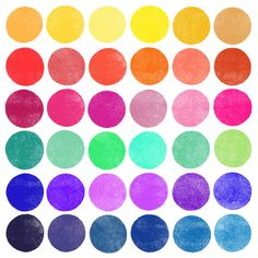 dots #colorstory