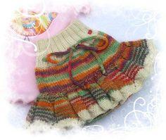 (6) Name: 'Knitting : Juliette Soaker & Skirty