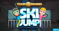 Jump and keep your balance against the wind to perform perfect ski jumps Ski Jumping, Mini Games, News Games, Skiing, Check, Ski