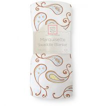 Today's Deal of the Day! - Marquisette Swaddle Blanket - Triplets Paisley #SAVE #DesignedinSeattle