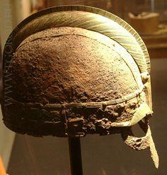 Тоже Город -Grave 12 Vendel culture helmet.